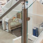 Mothercare Glass Staircase